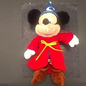 Disney Other - VNTG '90s Fantasia Sorcerer's Apprentice Mickey